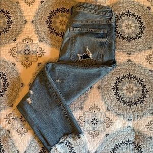 We The Free by Free People Distressed Jeans